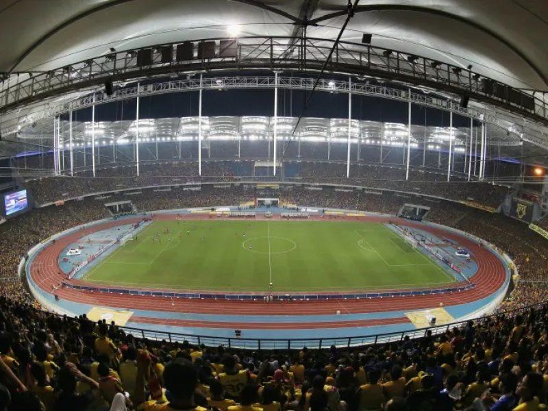 สนามบอลในไทย